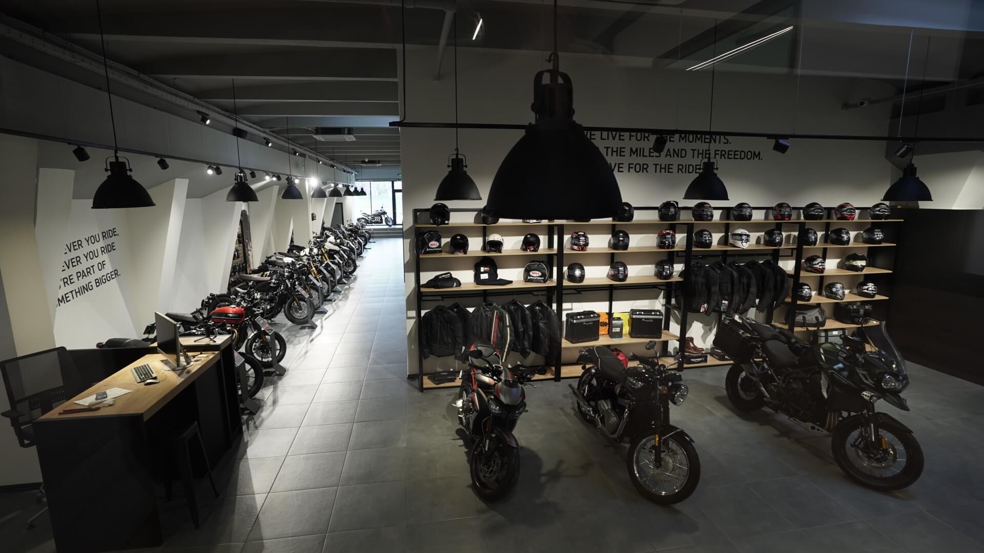 showroom-triumph-bucuresti